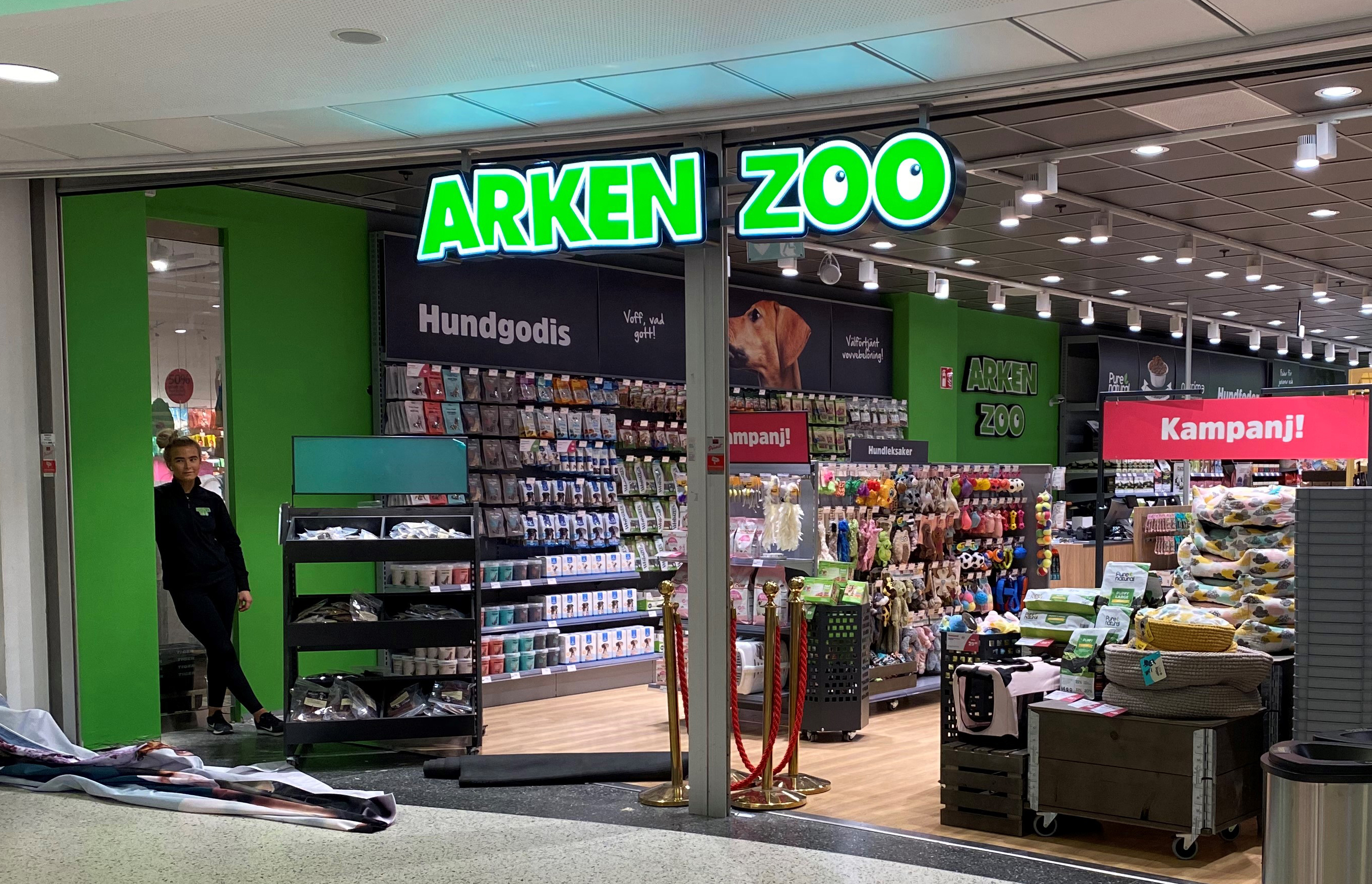 Arken Zoo stärker butiksnätverket i Göteborg Dagens Handel