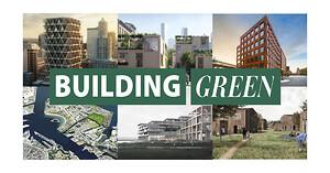 Building Green lancerer det største program til dato. Bæredygtige fællesskaber, bæredygtig arkitektur og byggeri