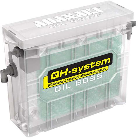 OilBoss rekonditionerar skärvätskan