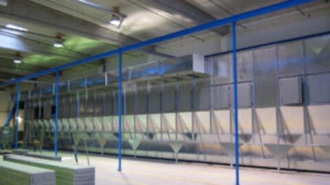 Airlaid/Jetconveyor filter - airlaid jetconveyor