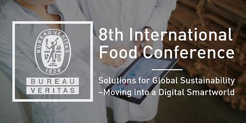 Bureau Veritas' Internationale Fødevarekonference