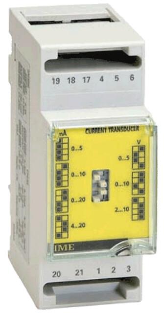 Vekselstrømstransducer -True RMS