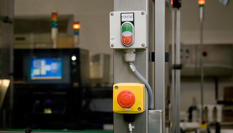 Sådan lærer du at konstruere sikre styresystemer på maskiner