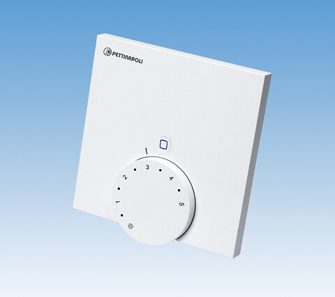 COMFORT IP analog rumtermostat