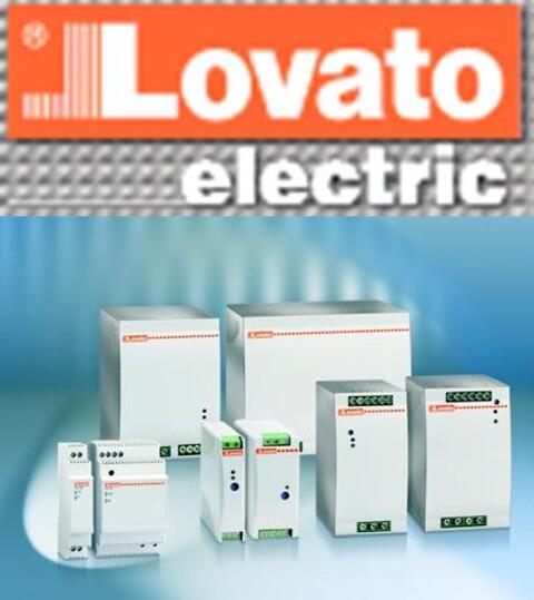 Switching strømforsyning PSL SERIES fra LOVATO