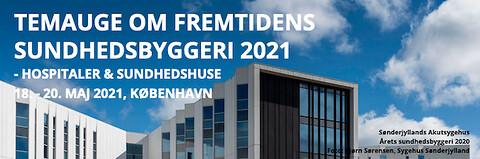 Temadag om fremtidens sundhedshus 2021 - Temadag om fremtidens sundhedshus - Nohrcon