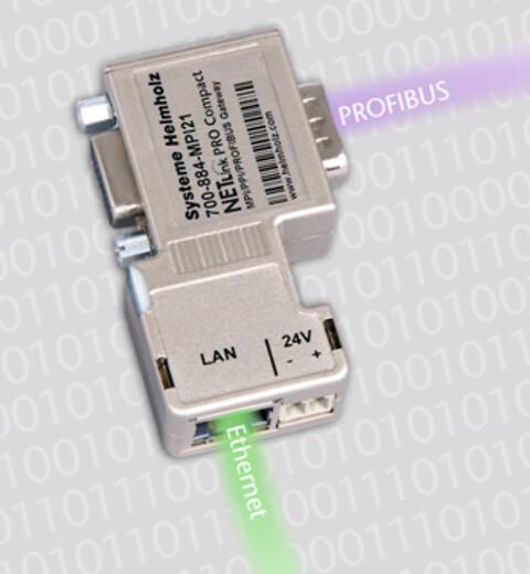 Gateway fra Profibus til Ethernet