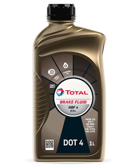 Syntetisk bromsvätska, officiellt godkänd av Mazda