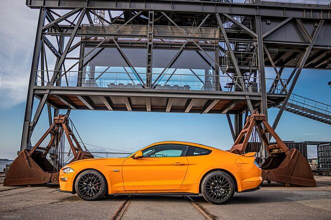 Ford, Mustang GT, biltorvet.dk