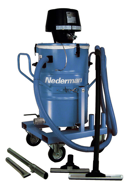 Nederman Ab510Ex - Ejektorsuger fra Norclean AS