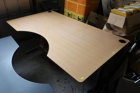 1 stk. el hæve/sænke skrivebord