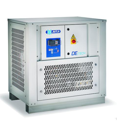 MTA Køletørrer DEIT 032, 3200 l/m - Køletørrer DEIT032 - kapacitet: 3200 l/m