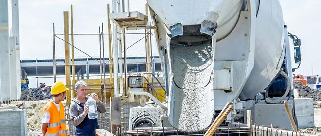 Transportoptimering & distribution af færdigblandet beton