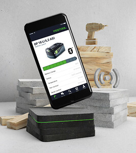 Festool Work-app