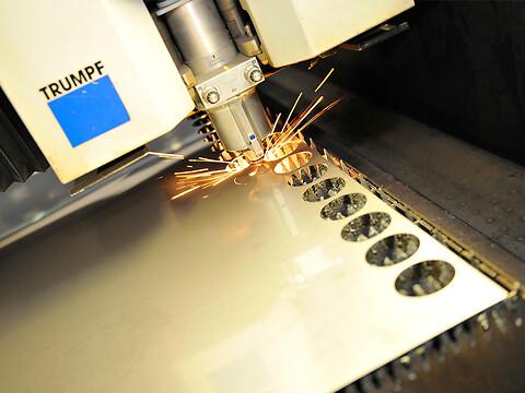 Gipo erbjuder Laserskärning