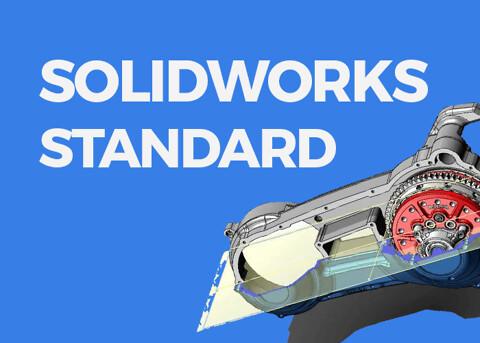 SOLIDWORKS Standard - Alt andet end standard CAD