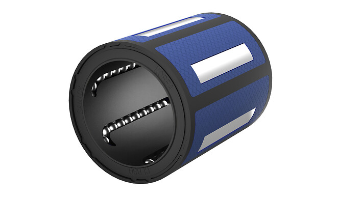 Kuglebøsninger i kompakt design til nem montering