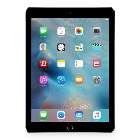 Apple ipad air 2 64GB wifi + cellular (space gray) - grade a - tablet