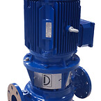 Marine pumpe