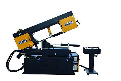 S H Værktøjsmaskiner Aps leverer båndsave til alle opgaver.
