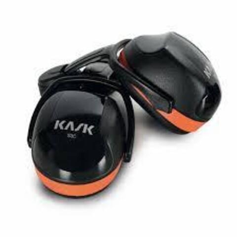 Kask høreværn SC3 orange