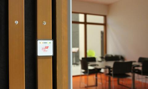 Adgangskontrol med kort og brikker
