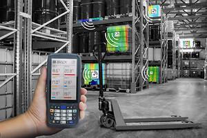 RFID-temperaturetiketter - Lager