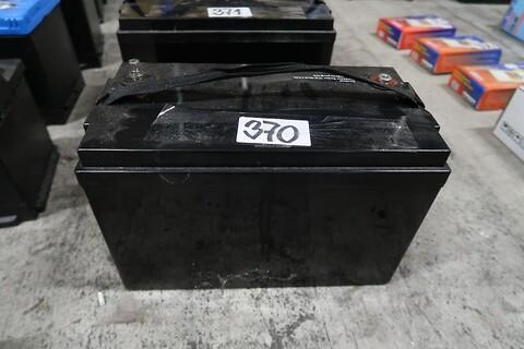 Batteri vision 12V 100 ah