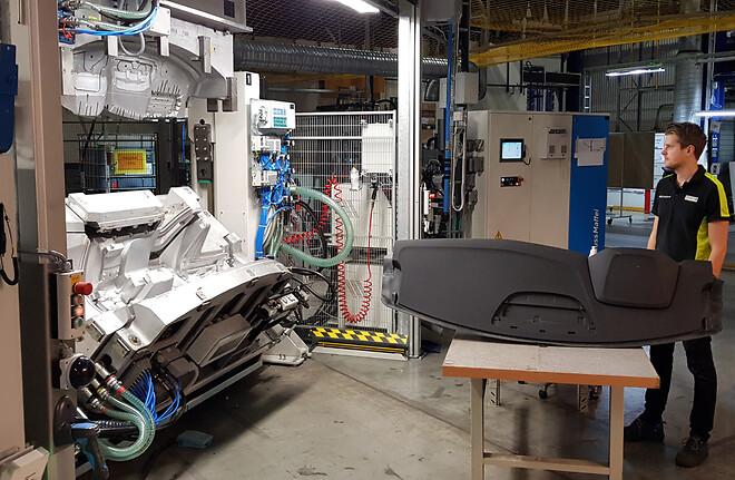 Volvo supplier using Busch Vacuum
