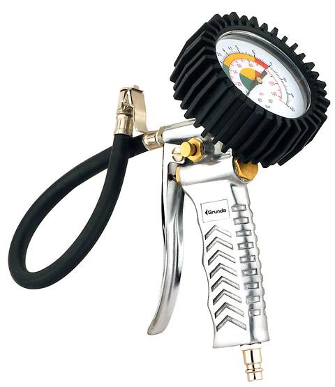 Grunda pumpepistol med manometer  - Grunda pumpepistol med manometer
