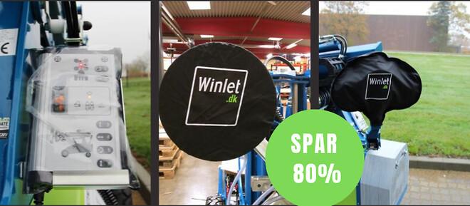 Tilbud på beskyttelseskit til Winlet