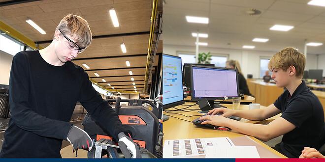 Praktikanter hos CERTEX Danmark A/S