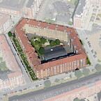 Store Mølle Vej. Renovering. JFP - Murer & Tømrer