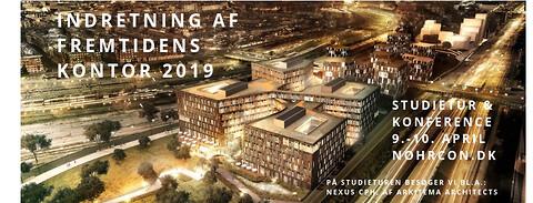 Indretning af fremtidens kontor 2019