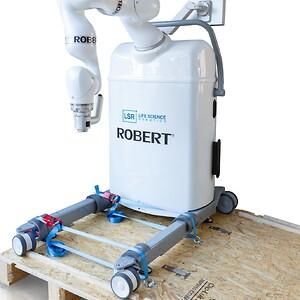 Förpackningar för robotindustrin