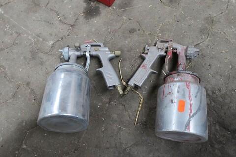 2 stk. trykluftbrændere