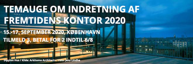 Temauge om indretning af fremtidens kontor 2020 - Nohrcon