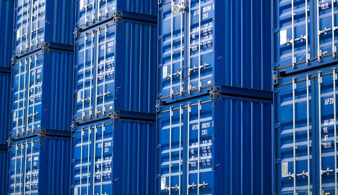Container til opbevaring