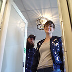 Glade hotel guester i LSCI elevator| HYDRO-CON A/S