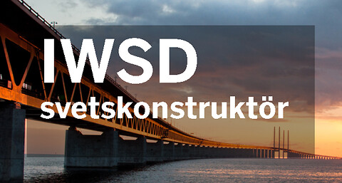Internationell Svetskonstruktör, IWSD