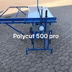 Polycut 500 Pro stærk, hurtigt og nem at have med i varevognen