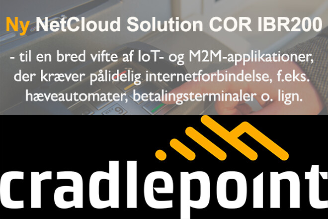 Cradlepoint COR IBR200