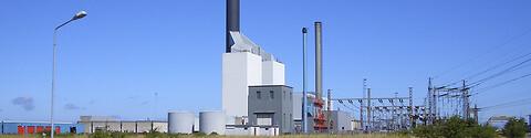 Energianlæg, kraftværker & forbrændingsanlæg