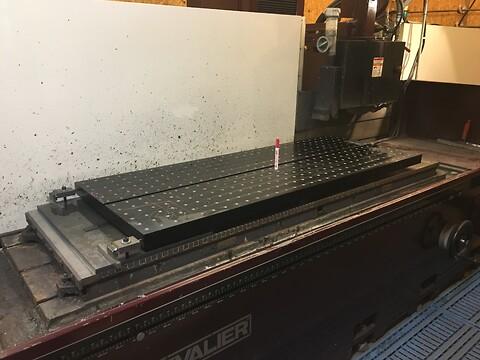 Elvstrøm CNC - Planslibning