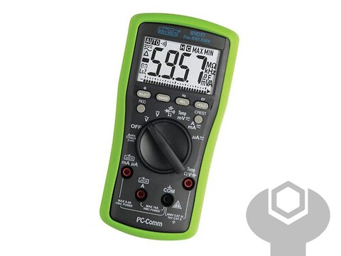 Multimeter rms BM257 elma