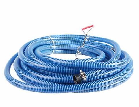 E-breathe slange 20 mtr. inkl. jordanker