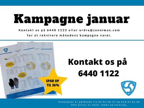 Kampagne januar