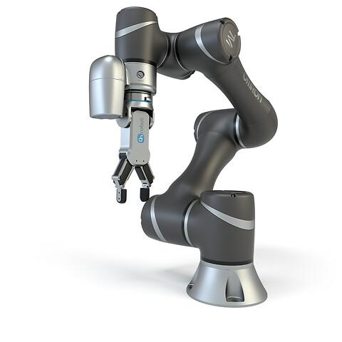 Gibotech forbedrer arbejdsmiljøet for dine medarbejdere - Omron TM robot og OnRobot griper