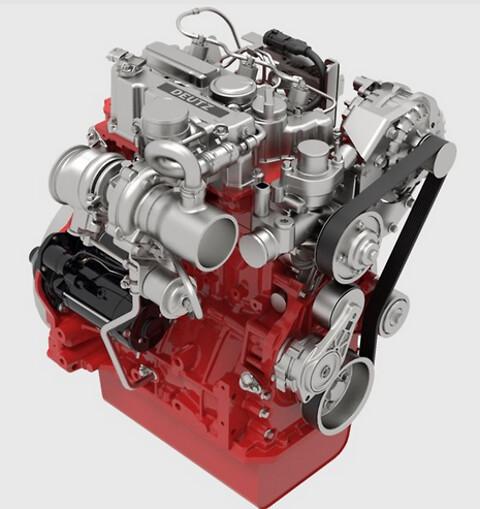 Dieselmotorer i effektintervallet 18 - 620 kW