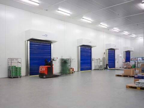 DS800 Frosthurtigport - spar 75.000 kwH per år (Door System)